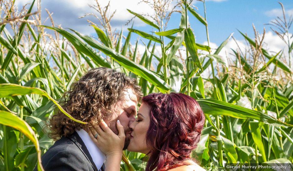 Jordan and Kelly-Leigh's wedding in Saskatoon, Saskatchewan
