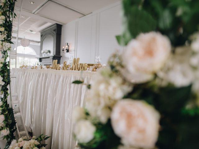 Brad and Pam's wedding in Orillia, Ontario 5