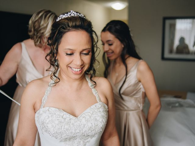 Brad and Pam's wedding in Orillia, Ontario 9