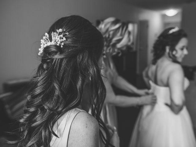 Brad and Pam's wedding in Orillia, Ontario 10