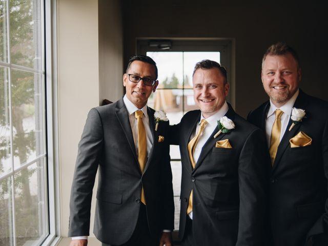 Brad and Pam's wedding in Orillia, Ontario 15
