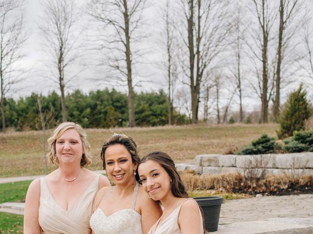 Brad and Pam's wedding in Orillia, Ontario 17