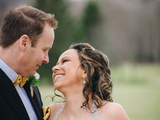 Brad and Pam's wedding in Orillia, Ontario 2