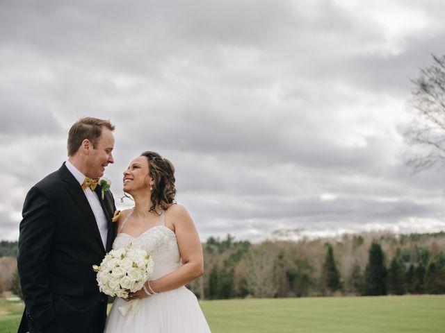 Brad and Pam's wedding in Orillia, Ontario 20