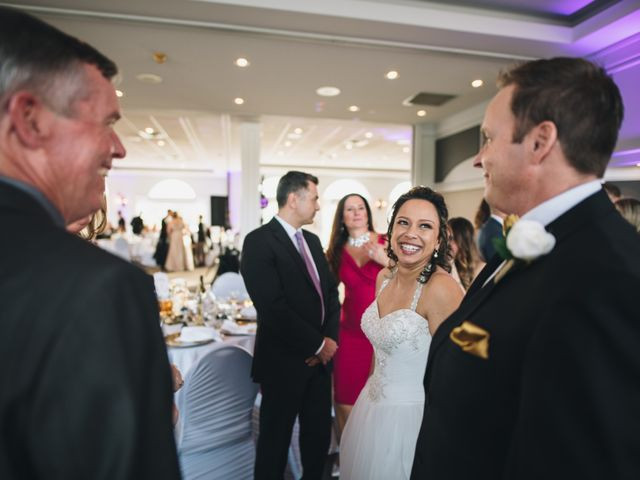 Brad and Pam's wedding in Orillia, Ontario 21
