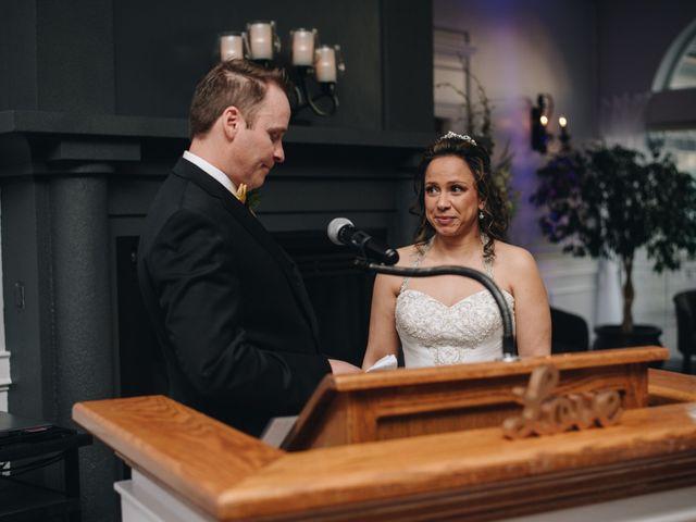 Brad and Pam's wedding in Orillia, Ontario 23