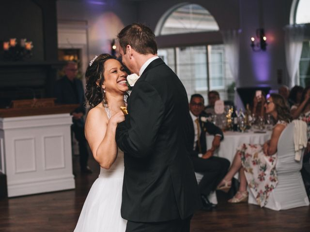 Brad and Pam's wedding in Orillia, Ontario 24