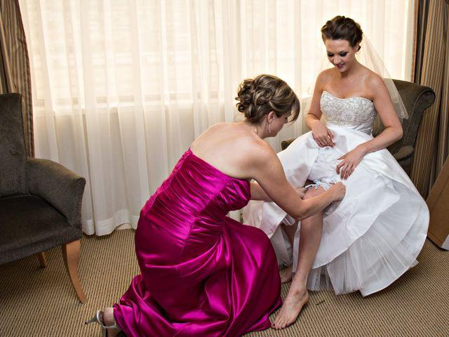 Matthew and Vanessa's wedding in Regina, Saskatchewan 2