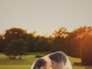 The wedding of Christina and Peter 3