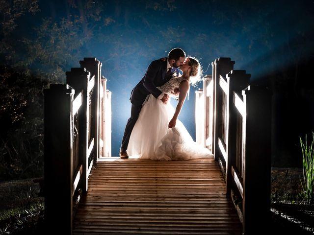 The wedding of Kyla and Stuart