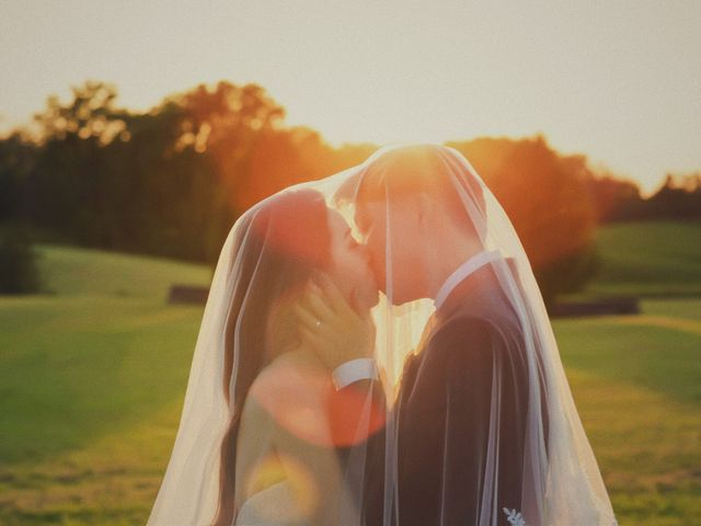 The wedding of Christina and Peter