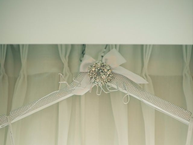 Brad and Ashley's wedding in Toronto, Ontario 4