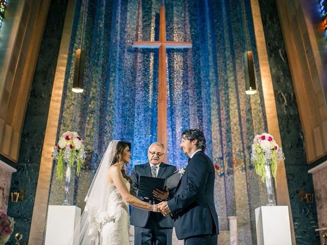 Brad and Ashley's wedding in Toronto, Ontario 9