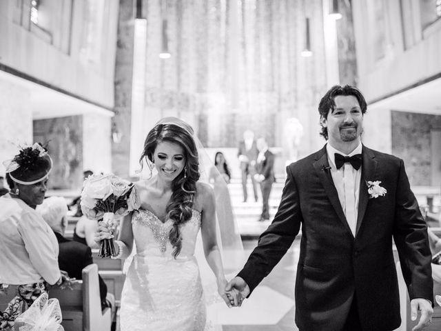 Brad and Ashley's wedding in Toronto, Ontario 10