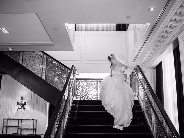 Brad and Ashley's wedding in Toronto, Ontario 14