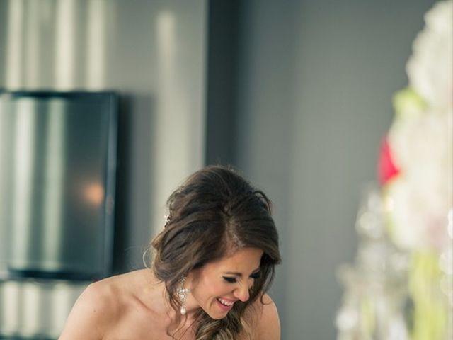 Brad and Ashley's wedding in Toronto, Ontario 26