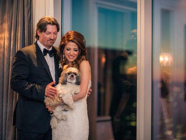 Brad and Ashley's wedding in Toronto, Ontario 30