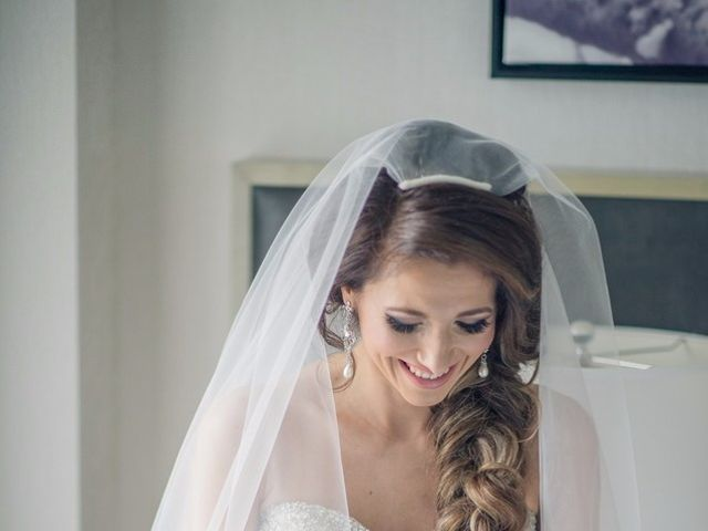 Brad and Ashley's wedding in Toronto, Ontario 46