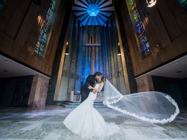 Brad and Ashley's wedding in Toronto, Ontario 1