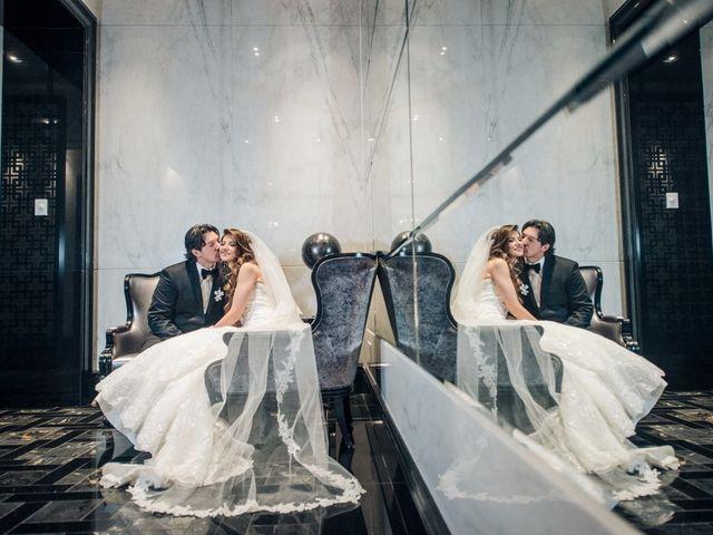 Brad and Ashley's wedding in Toronto, Ontario 54