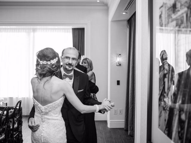 Brad and Ashley's wedding in Toronto, Ontario 55