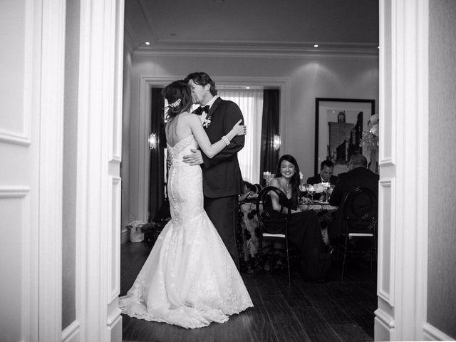 Brad and Ashley's wedding in Toronto, Ontario 57