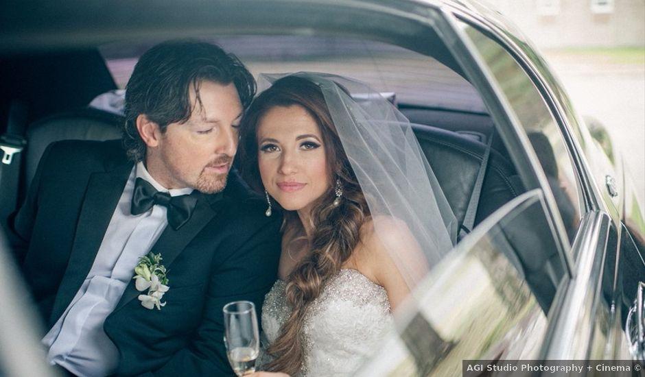 Brad and Ashley's wedding in Toronto, Ontario