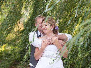 The wedding of Ann and Jason