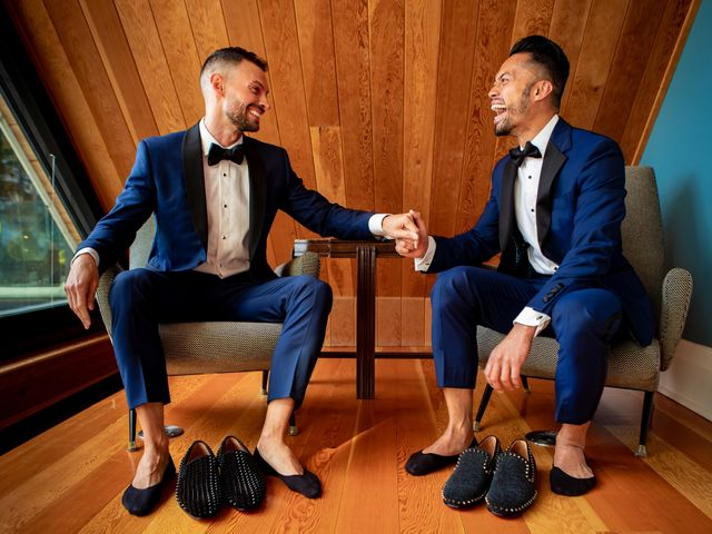 Glenn and Joe's wedding in Prince Edward County, Ontario 7