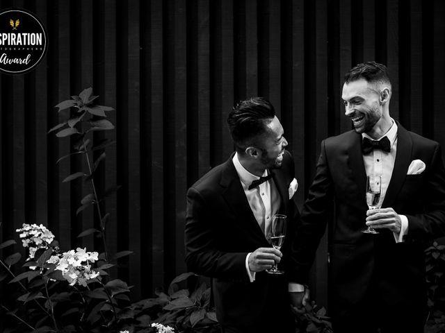 Glenn and Joe's wedding in Prince Edward County, Ontario 9