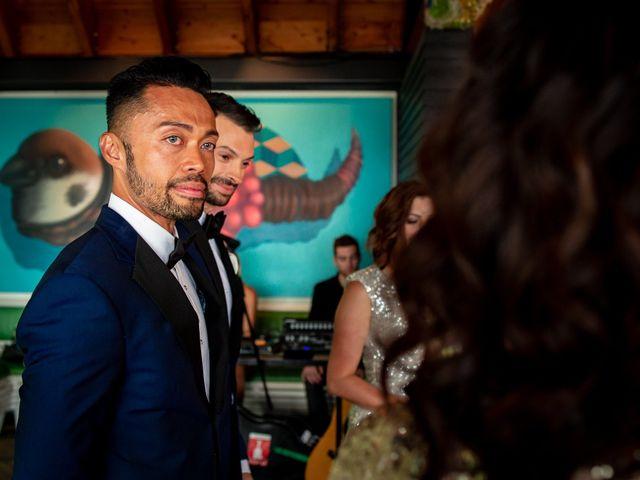 Glenn and Joe's wedding in Prince Edward County, Ontario 14