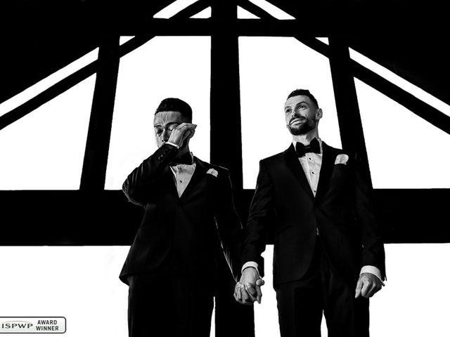 Glenn and Joe's wedding in Prince Edward County, Ontario 15