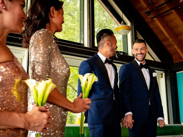 Glenn and Joe's wedding in Prince Edward County, Ontario 16