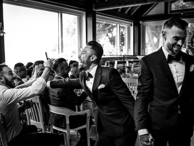 Glenn and Joe's wedding in Prince Edward County, Ontario 19