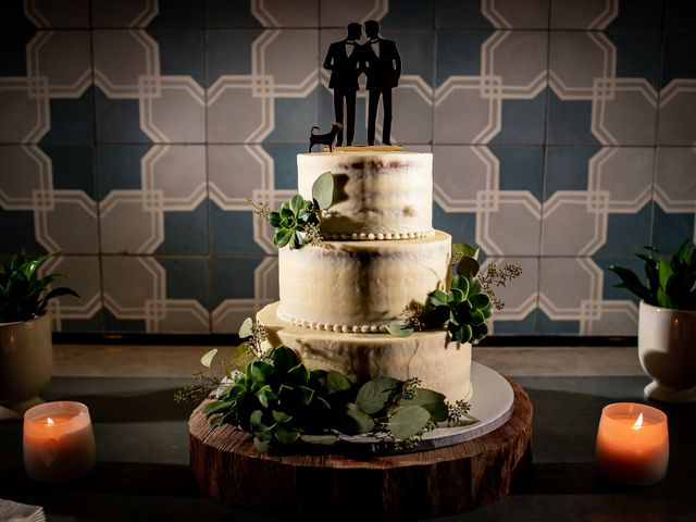 Glenn and Joe's wedding in Prince Edward County, Ontario 28