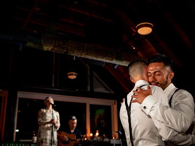 Glenn and Joe's wedding in Prince Edward County, Ontario 29