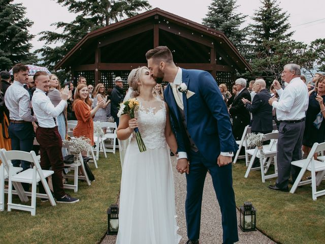 Nick and Stephanie's wedding in Kelowna, British Columbia 2