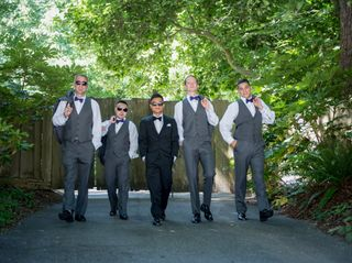 The wedding of Millcent and Justin 2