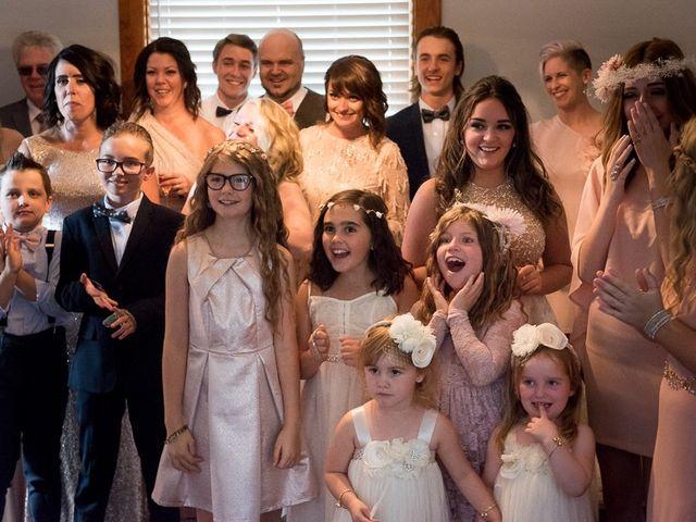 Sarah and Rob's wedding in Hamilton, Ontario 13