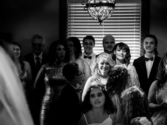 Sarah and Rob's wedding in Hamilton, Ontario 14