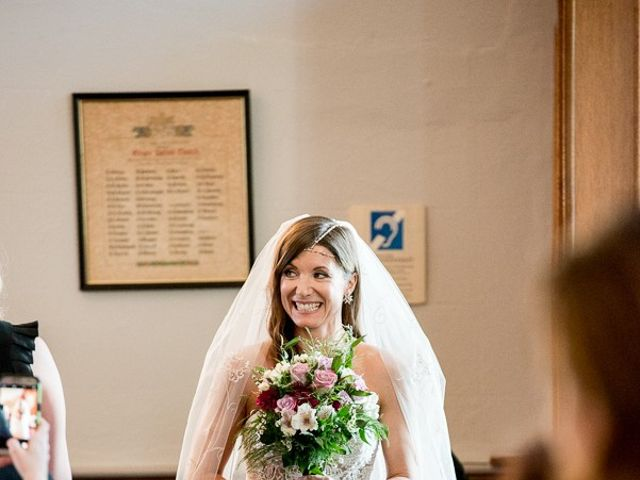 Sarah and Rob's wedding in Hamilton, Ontario 16