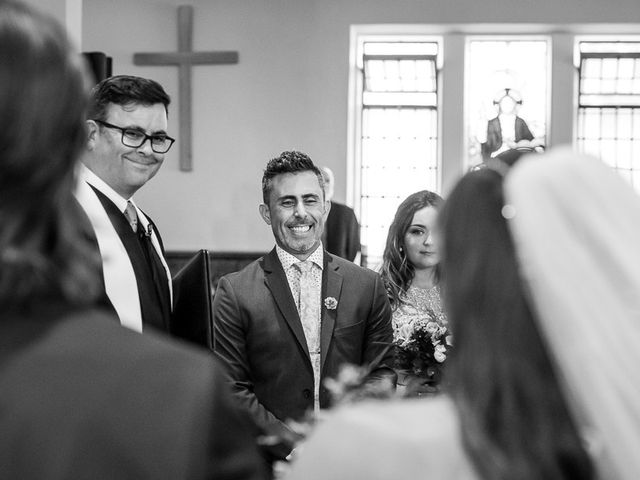 Sarah and Rob's wedding in Hamilton, Ontario 17