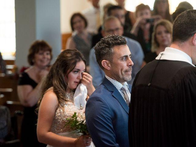 Sarah and Rob's wedding in Hamilton, Ontario 18