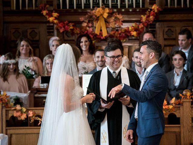 Sarah and Rob's wedding in Hamilton, Ontario 21