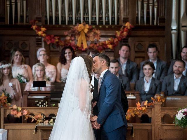 Sarah and Rob's wedding in Hamilton, Ontario 22