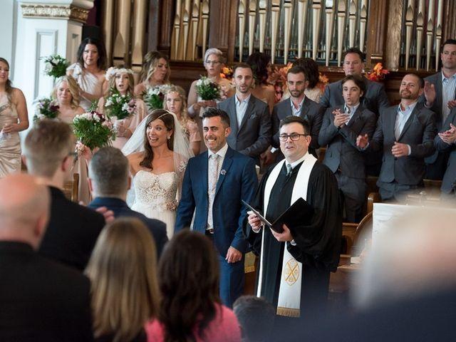 Sarah and Rob's wedding in Hamilton, Ontario 23