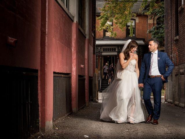 Sarah and Rob's wedding in Hamilton, Ontario 25