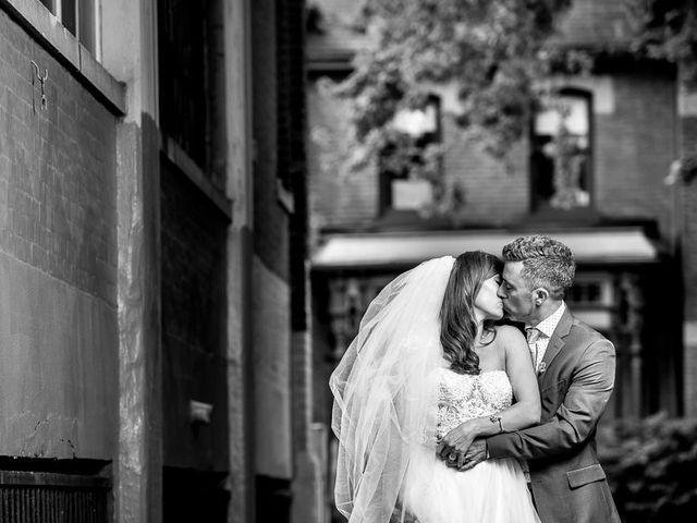 Sarah and Rob's wedding in Hamilton, Ontario 28