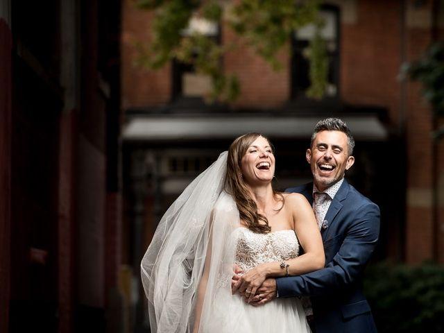 Sarah and Rob's wedding in Hamilton, Ontario 29