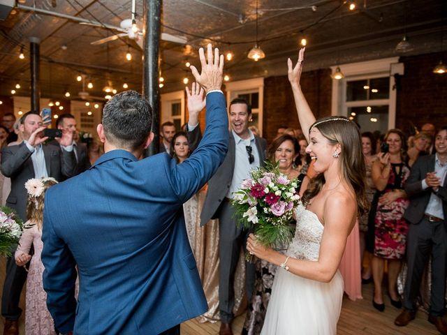 Sarah and Rob's wedding in Hamilton, Ontario 33
